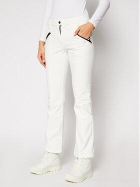 CMP CMP Παντελόνι σκι 38A1586 Λευκό Regular Fit