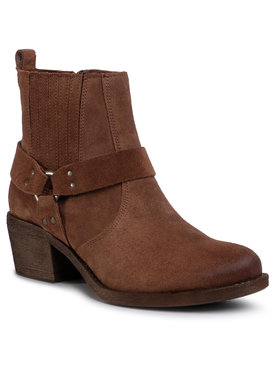 Gino Rossi Gino Rossi Bottines CAMPEROS-02 Marron