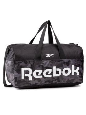 Reebok Reebok Torba Act Core Gr M Grip Campri GN7754 Czarny