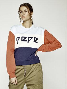 Pepe Jeans Pepe Jeans Sweatshirt Primrose PL580963 Bunt Regular Fit