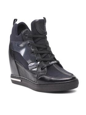 Carinii Carinii Sneakersy B7549 Czarny