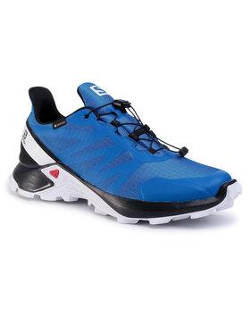 Salomon Salomon Cipő Supercross Gtx GORE-TEX 409541 Kék