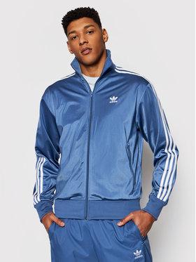 adidas adidas Bluza adicolor Classics Firebird GN3522 Niebieski Regular Fit
