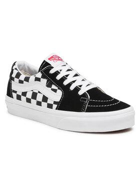Vans Vans Sneakers aus Stoff Sk8-Low VN0A4UUK4W71 Schwarz