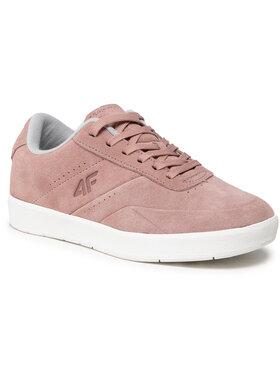 4F 4F Sneakersy D4L21-OBDL200 Różowy