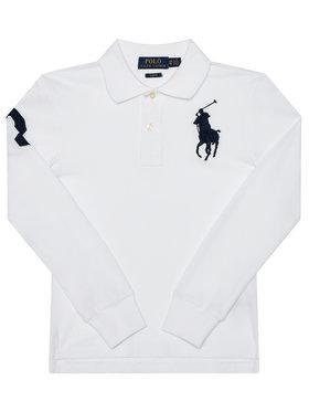 Polo Ralph Lauren Polo Ralph Lauren Polokošile 323708862025 Bílá Slim Fit
