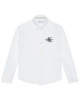 Calvin Klein Jeans Calvin Klein Jeans Ing Monogram IB0IB00567 Fehér Regular Fit
