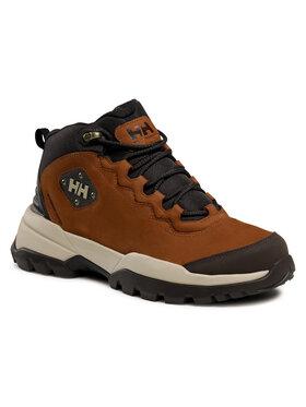 Helly Hansen Helly Hansen Chaussures de trekking Knaster Evo 5 11613 741 Marron