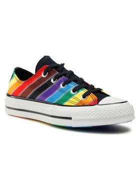 Converse Converse Sneakers aus Stoff Chuck 70 Ox 167756C Bunt