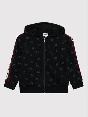 KARL LAGERFELD KARL LAGERFELD Sweatshirt Z25327 M Noir Regular Fit