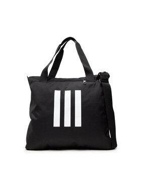 adidas adidas Дамска чанта Tote 3s H35749 Черен