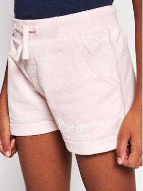 Pepe Jeans Pepe Jeans Sport rövidnadrág Rosemary PG800731 Rózsaszín Regular Fit