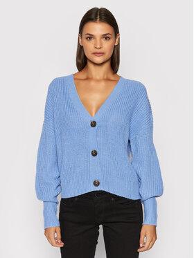 Vero Moda Vero Moda Strickjacke Lea 10249632 Blau Regular Fit