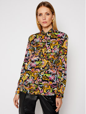 Versace Jeans Couture Versace Jeans Couture Koszula B0HWA628 Kolorowy Regular Fit