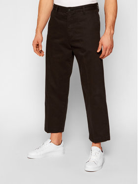 Levi's® Levi's® Szövet nadrág Chino™ Stay Loose 24922-0008 Fekete Loose Fit