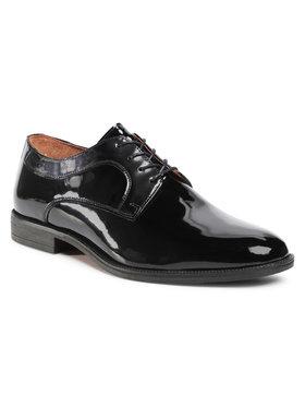 Gino Rossi Gino Rossi Обувки MI08-C796-798-06L Черен