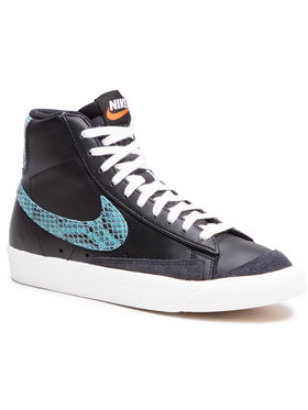Nike Nike Schuhe Blazer Mid '77 Vntg We Reptile CI1176 001 Schwarz