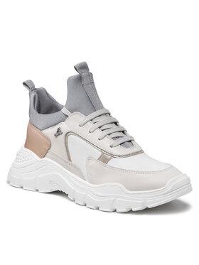 Patrizia Pepe Patrizia Pepe Sneakersy PPJ612.02 D Bílá