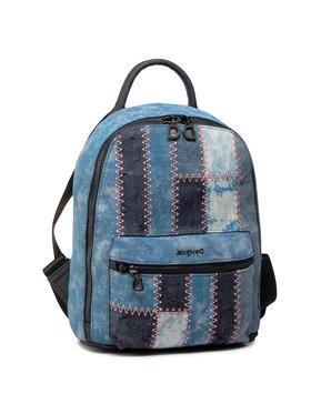 Desigual Desigual Plecak 21SAKD02 Niebieski