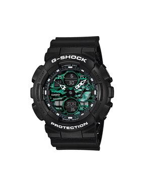 G-Shock G-Shock Часовник GA-140MG-1AER Черен