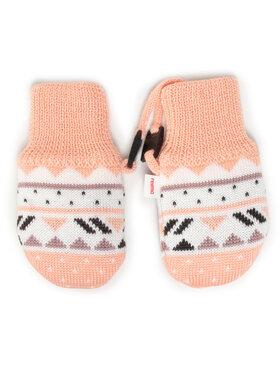 Reima Reima Detské rukavice Huomen 517217 Ružová