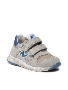Naturino Naturino Sneakersy Sammy Vl. 0012015880.01.1B55 M Šedá