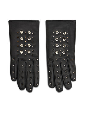 Pepe Jeans Pepe Jeans Dámske rukavice Aurora Gloves PL080137 Čierna