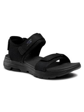 Geox Geox Sandály Go Walk 5 229003/BBK Černá