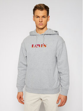 Levi's® Levi's® Felpa Graphic 38479-0044 Grigio Relaxed Fit
