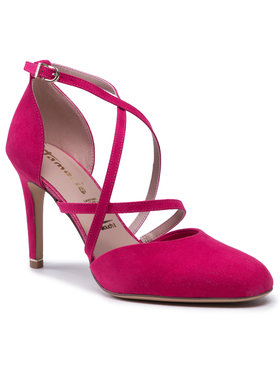 Tamaris Tamaris Pantofi cu toc subțire 1-24409-36 Roz