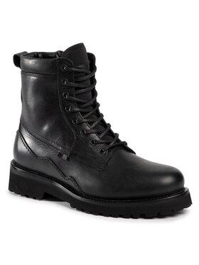 Woolrich Woolrich Turistická obuv WFM202.062.3300 Černá