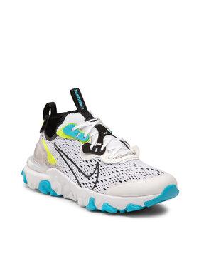 Nike Nike Scarpe React Vision Ww (Gs) CV8965-100 Bianco