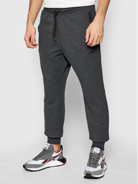 Reebok Reebok Pantaloni trening Essentials GI9405 Gri Slim Fit