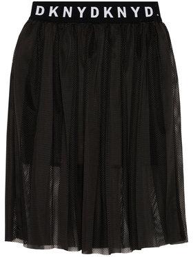 DKNY DKNY Sukně D33561 D Černá Regular Fit