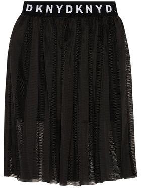 DKNY DKNY Szoknya D33561 D Fekete Regular Fit