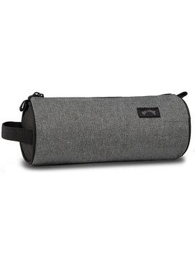 Billabong Billabong Penalas Barrel Pencil Case U5PE01BIF0 Pilka