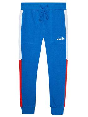 Diadora Diadora Sportinės kelnės Diadora Club 102.177129 Mėlyna Regular Fit