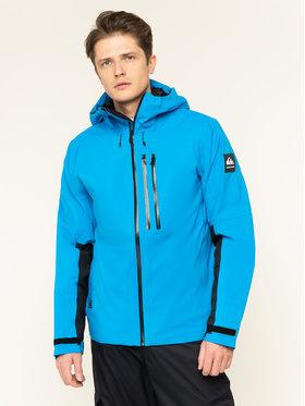 Quiksilver Lyžiarska bunda Stretch Fjord EQYTJ03210 Modrá Regular Fit