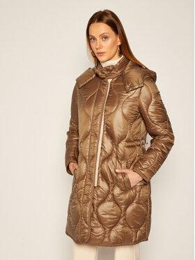 Trussardi Trussardi Pernate jakne Quilted 56S00493 Smeđa Regular Fit
