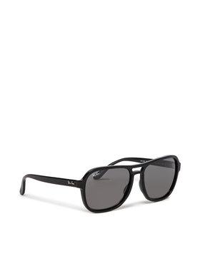 Ray-Ban Ray-Ban Okulary przeciwsłoneczne State Side 0RB4356 601/B1 Czarny