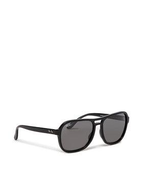 Ray-Ban Ray-Ban Slnečné okuliare State Side 0RB4356 601/B1 Čierna