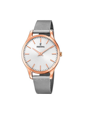 Festina Festina Uhr Boyfriend Collection 20507/1 Silberfarben