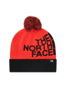 The North Face The North Face Bonnet Ski Tuke NF0A4SIESH91 Rouge