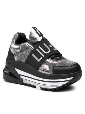 Liu Jo Liu Jo Sneakersy Air Max 7 BF1129 TX091 Srebrny