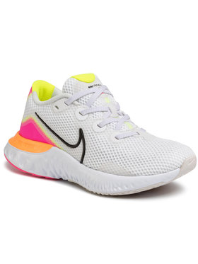 NIKE NIKE Chaussures Renew Run CK6360 005 Blanc
