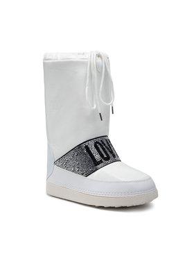 LOVE MOSCHINO LOVE MOSCHINO Stivali da neve JA24042G1DISC100 Bianco