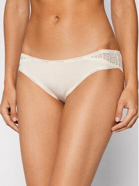 Calvin Klein Underwear Calvin Klein Underwear Figi klasyczne 000QF5153E Beżowy