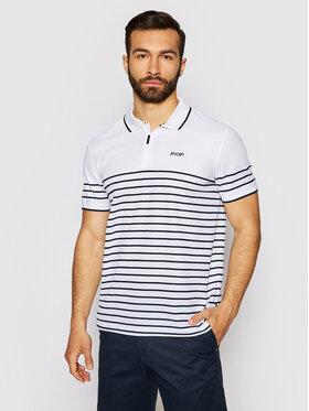 Joop! Joop! Polo marškinėliai 17 Jj-17Petko 30025970 Balta Regular Fit