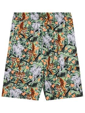 Kenzo Kids Kenzo Kids Pantaloni scurți pentru înot K24022 D Colorat Regular Fit