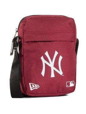 New Era New Era Geantă crossover Mlb Side Bag Neyyan 11942029 Vișiniu